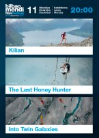 BILBAO MENDI: KILIAN / THE LAST HONEY HUNTER / INTO TWIN GALAXIES - A GREENLAND EPIC