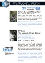 MENDI TOUR: Where the Wild Things Play + Dirtbag: The Legend of Fred Beckey