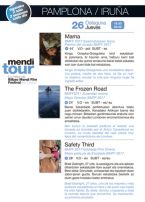 MENDI TOUR: Mama + The Frozen Road + Safety Third
